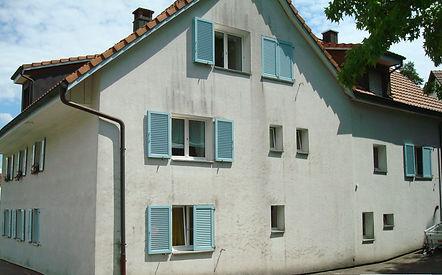 Vorher Bild Maler Kiener Kriens, Luzern