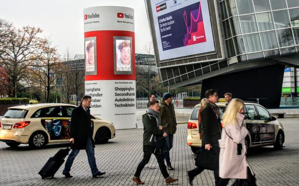 DOOH UMSETZUNG, Google Ref 45. Deutscher Stadtmarketing Tag