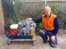 """high pressure  compressor repair"""
