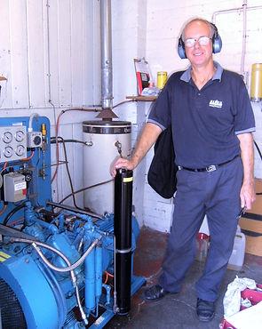 high pressure compresor repair