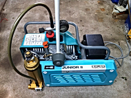 """high pressure compressor repair"