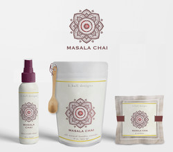 K Hall Masala Chai Design & Product Deve