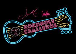 2016 Memphis Cornhole Challenge Logo