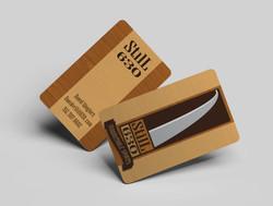 Still 630 Business Card Design
