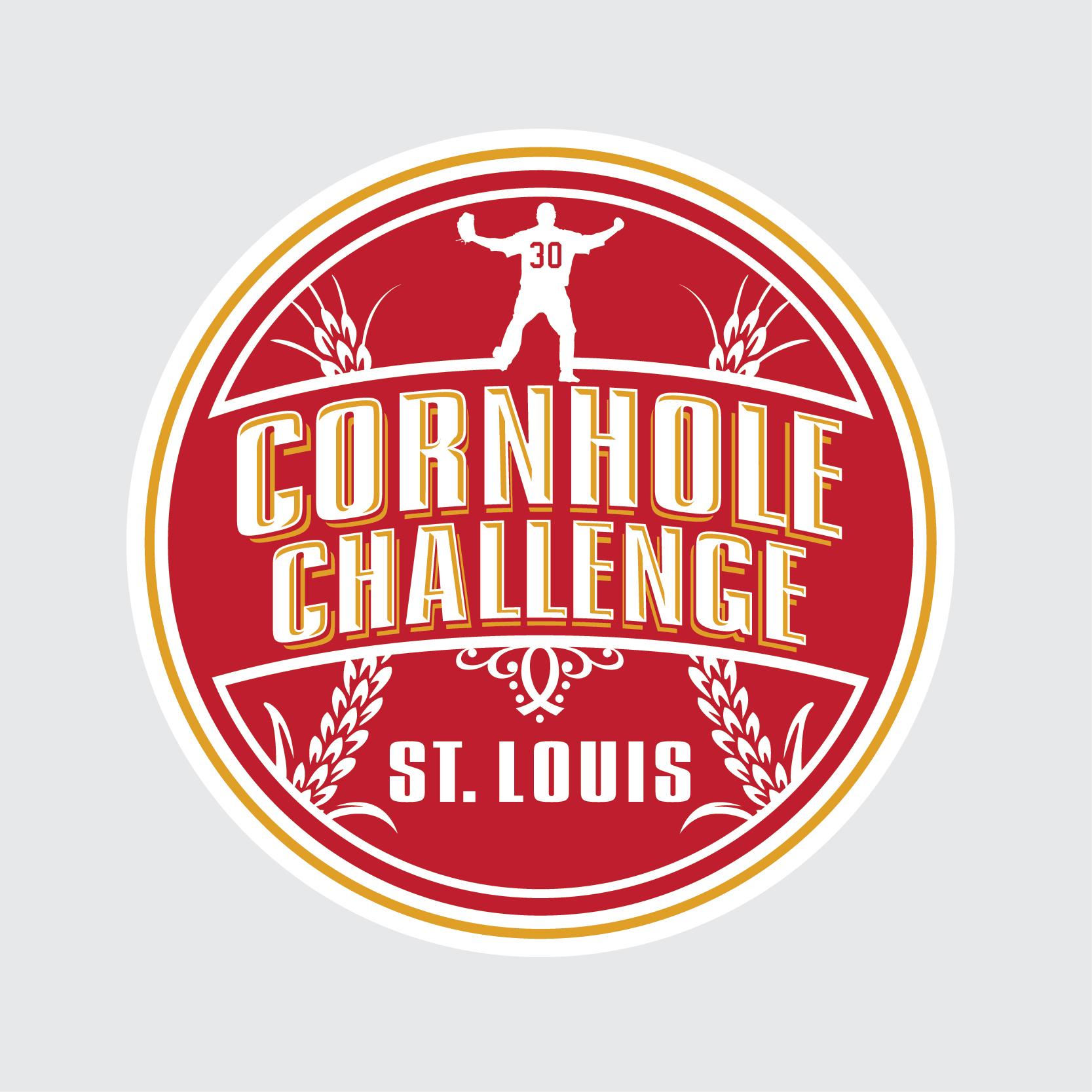 2017 Cornhole Challenge Logo