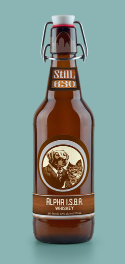 Still630 Alpha ISBA Whiskey Package Desi