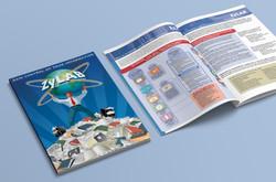 Zylab Booklet Design