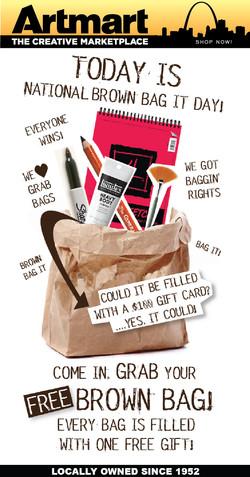 Artmart Brown Bag Email Design-01