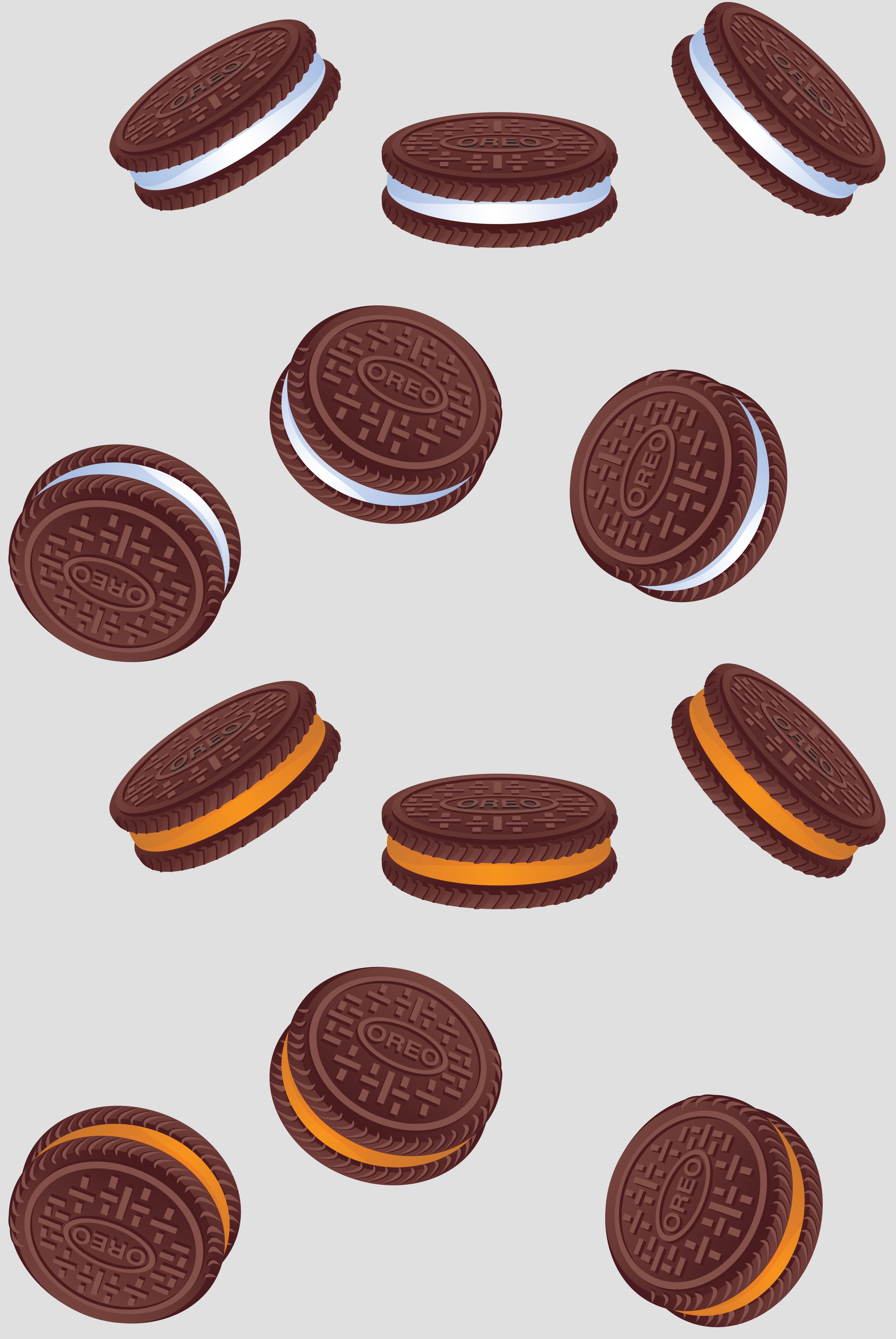 Oreo Cookies Illustration