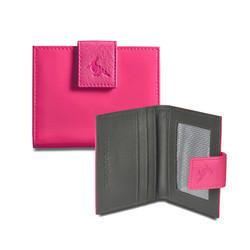 cara pink cardholder