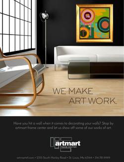 Artmart Framing Art Works Ad-01