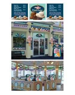 Prairie Farms Six Flags Stand Design