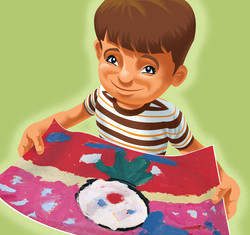 OOPS! Kid's Book Illustration