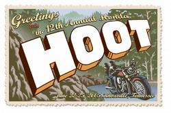 Honda Postcard Art