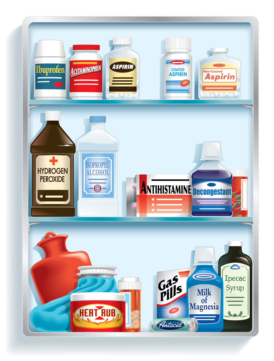 Wall Street Journal Medicine Cabinet