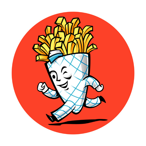 Ronnie's Theater Fry Guy