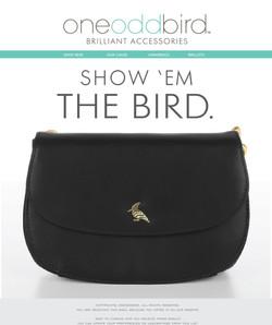 OneOddBird The Bird Email Design