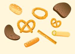 Gardetto's Snack art