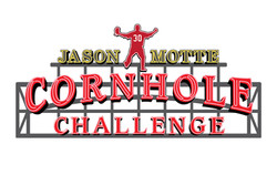 2016 Cornhole Challenge Logo