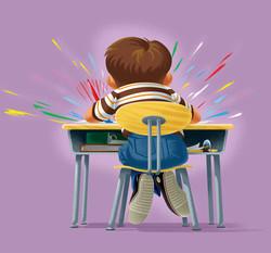 OOPS! Kid's Book Pge 15 Illustration