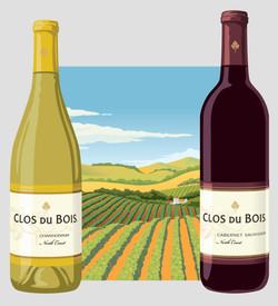 DuBois Wine Art