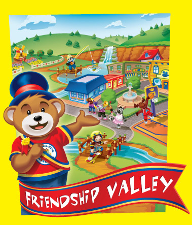 Wii Build-a-Bear Game Cover