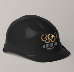 TerraSource Competition Helment Design