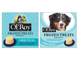 North Start Frozen Dog Treat Package Com