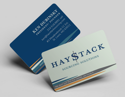 HAYSTACK BUSINESS CARD
