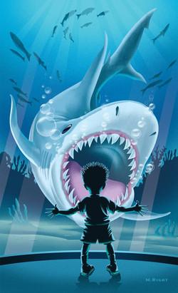 Shedd Aquarium Calendar Art