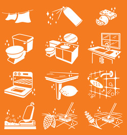 AHold Cleaner Icons