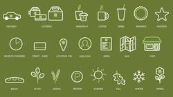 Panera App Icons