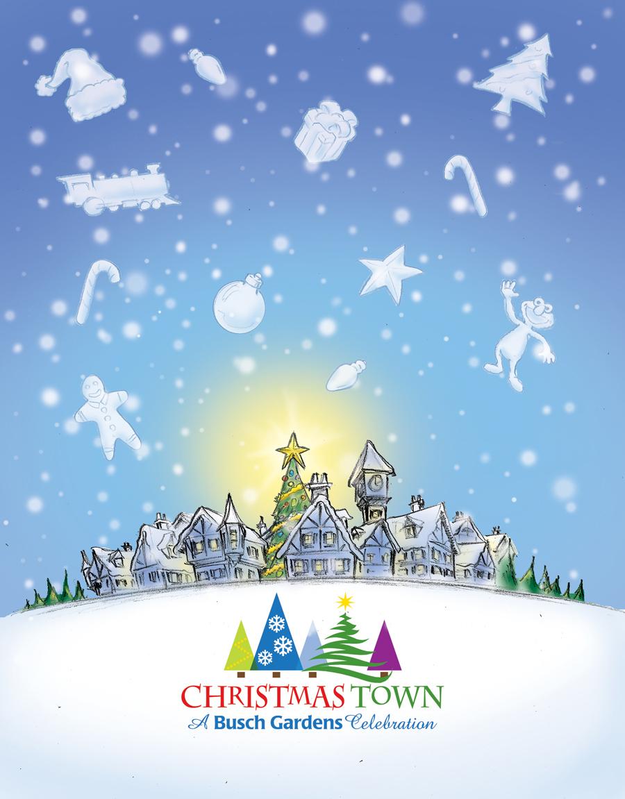 Seaworld Christmas Ad