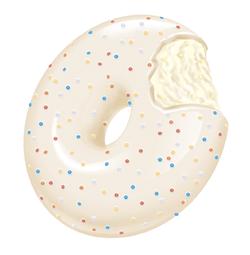 North Star Frozen Donut Package Art