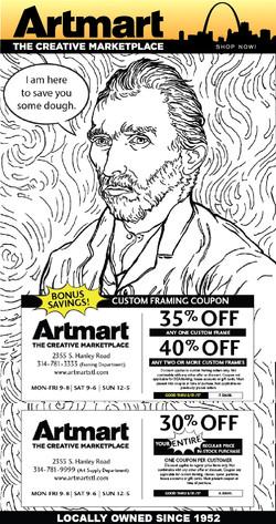 Artmart Van Dough Email Design-01