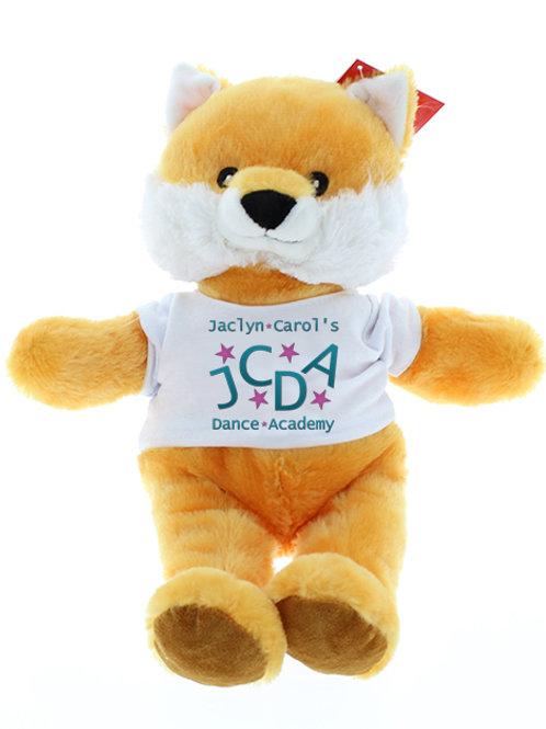 "12"" Fox Plush"