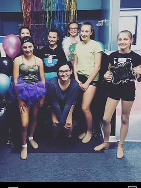 first day of dance NEWFANE.png