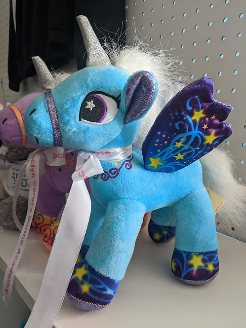 "10"" Unicorn Plush"