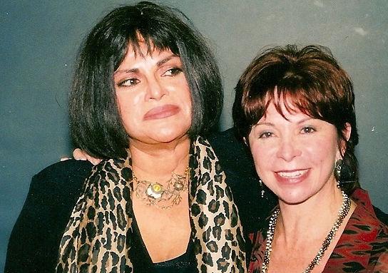 Carolann Espino & Isabele Allende