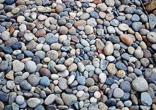 Earth pebbles
