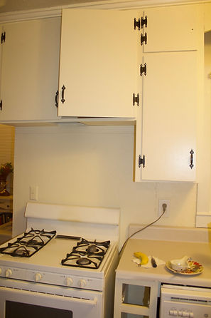 Repainted Kitchen & Nook