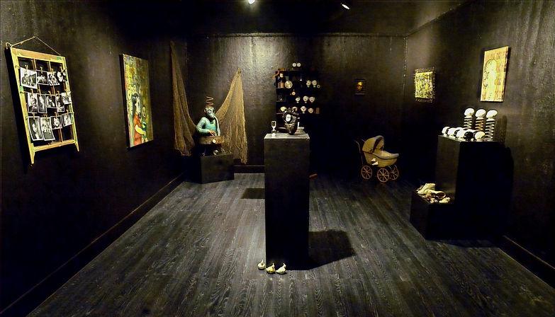 Exhibit at San Jose State University