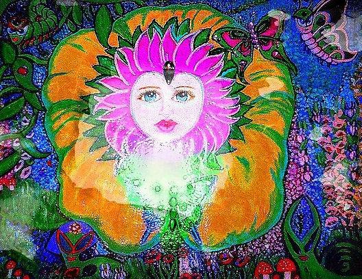 arolann's Secret Childhood Garden