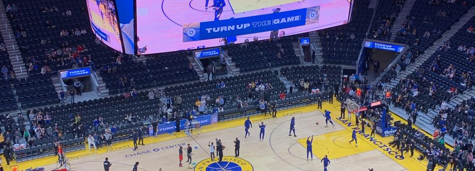 Final do dia: NBA.