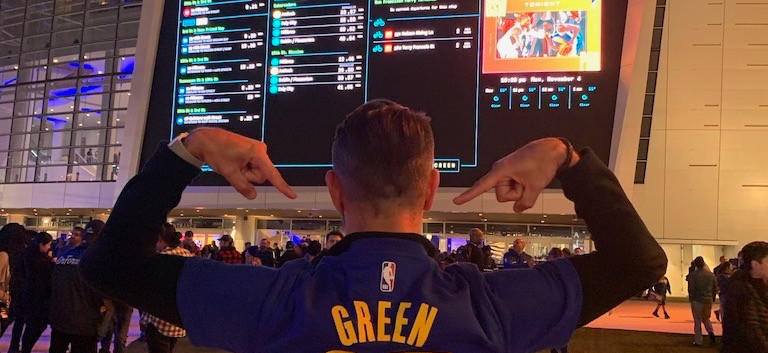 Green na NBA.