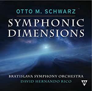 """Recordando grabaciones: Otto M. Schwarz """"Symphonic Dimensions"""" en Spotify"""