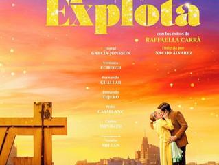 Now in Spotify the original sound track of the  film Explota Explota