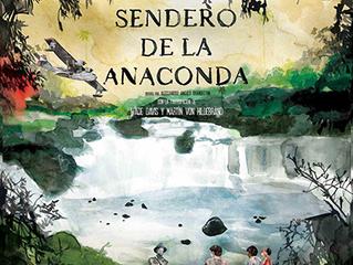 "Now in Spotify the original sound track of the documentary film ""El sendero de la Anaconda&quot"