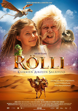 Rolli and the Secert Route - Film - Finland 2016