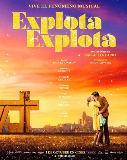 Explota - Explota - Film music recording